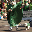 St Patricks Day Parade - 图库照片
