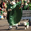 Stock Photo: St Patricks Day Parade