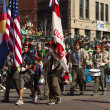 St Patrick&#039;s Day Parade - Stock Photo