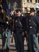 St Patrick's Day Parade — Foto de Stock