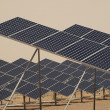 Solar Panels in a Power Plant — Stock Photo #9777348