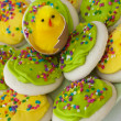 Easter Cookies — Stock Photo #9819553