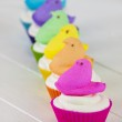 Easter Cupcake — Stock Photo #9819790