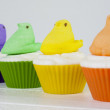 Easter Cupcake — Stock Photo #9819820