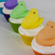 Stock Photo: Easter Cupcake