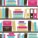 Books Background — Stock Vector #10650761