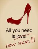 Allt du behöver... — Stockvektor