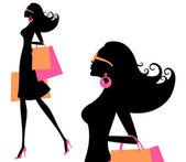 Irina Shayk and Stella Maxwell Designed It Girl Bags for
