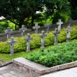 Cemetery in citadel of Alexander. Warsaw. Poland — Stock Photo #10228003