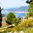 Turkey. Seview from Alanycastle — Stock Photo #10370249