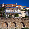 Architecture of Turkey. Konakl?. Alanya — Stock Photo #10465955