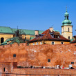 View of Warsaw, the capital city of Poland — Stock fotografie