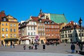 Warsaw. Poland — Stock Photo