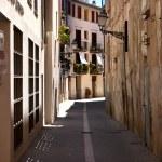 Palma de Mallorca old city — Stock Photo #9260543