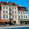 Warsaw. UNESCO World Heritage Site. sights - Stock Photo