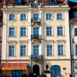 The old city of Warsaw. Poland - Stock Photo