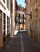 Palma de Mallorca old city — Stock Photo