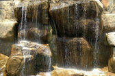 Waterfall closeup — Stockfoto