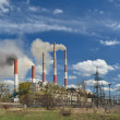 Thermal power station — Stock Photo #10111623