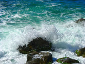 The beauty of the sea. — Stock Photo