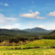 Mountain Landscape in New Zealand — Stock Photo #9194649