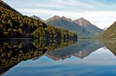 Mountain Reflection — Stock Photo