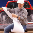 American engineer — Stock Photo