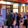 Nightlife in the city — Stock Photo