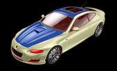 Concept car — Stock Photo
