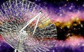 Radiotelescope — Stock Photo
