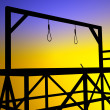 Stock Photo: Gallows