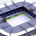 Stadium — Stockfoto