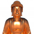 Gold Buddha — Stock Photo