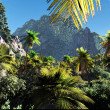 Tropical landscape — Stock Photo #9086044