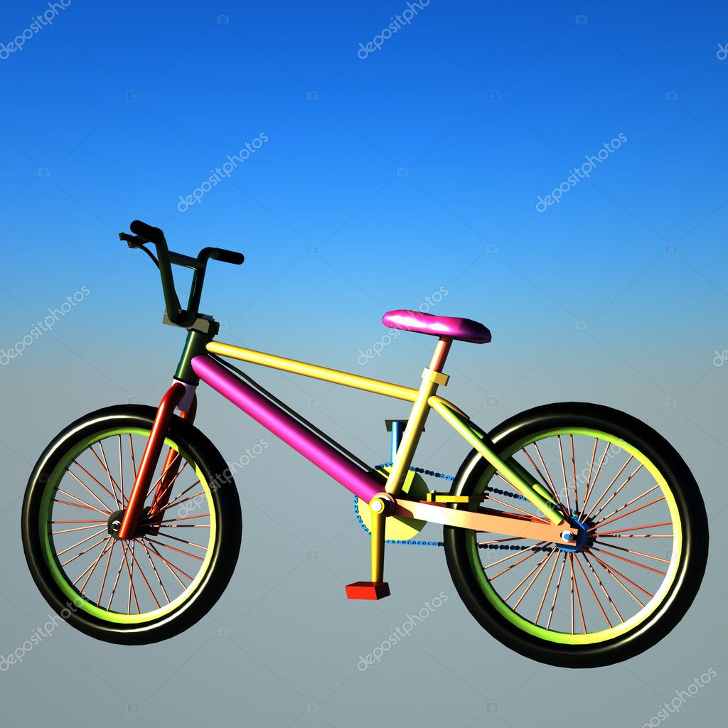 Professional freestyle bmx — Stock Photo #9085282