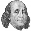 Benjamin franklin — Foto Stock #8302545