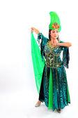 Traditional dancer — Стоковое фото