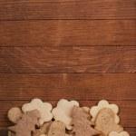 Cookies-blank — Stock Photo #8734801