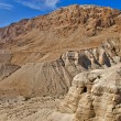 Caves of Qumran, Israel — Stock Photo