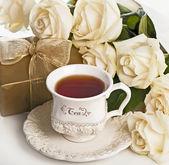Cup of tea — Stock Photo