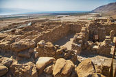 Archeological site, Qumran, Israel. — Stock Photo