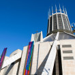 The Metropolitan Cathedral Church of Christ the King - Stock Photo