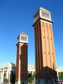 Venetian towers — Foto de Stock