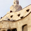 "Stock Photo: Modernist house in Barceloncity (Spain) , ""LPedrera"""