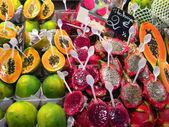 At the market — Stock Photo