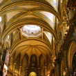 Montserrat church — Stockfoto #8753714