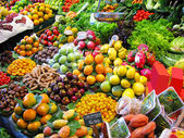Fruits market — Stock Photo