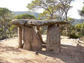 Dolmen in Spain — Stock Photo