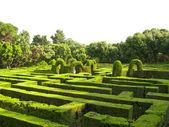 English labyrinth — Stock Photo