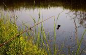 Fishing tackle — Foto de Stock